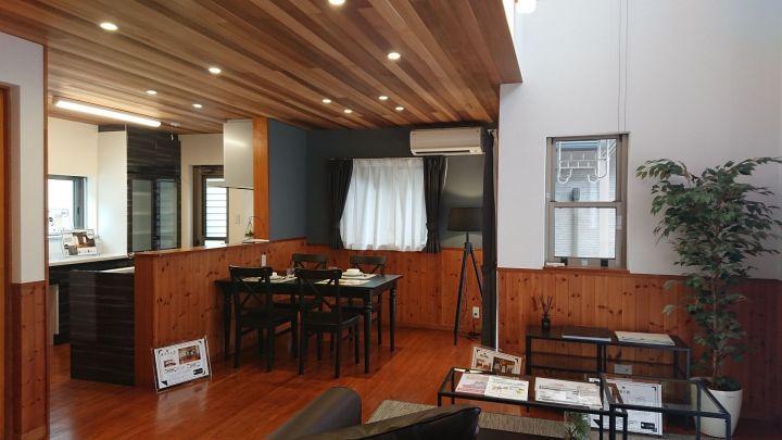 杉山町 モデルハウス!