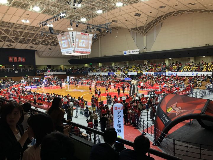 三遠ネオフェニックス開幕戦【バスケットボール】ワクワクブログ