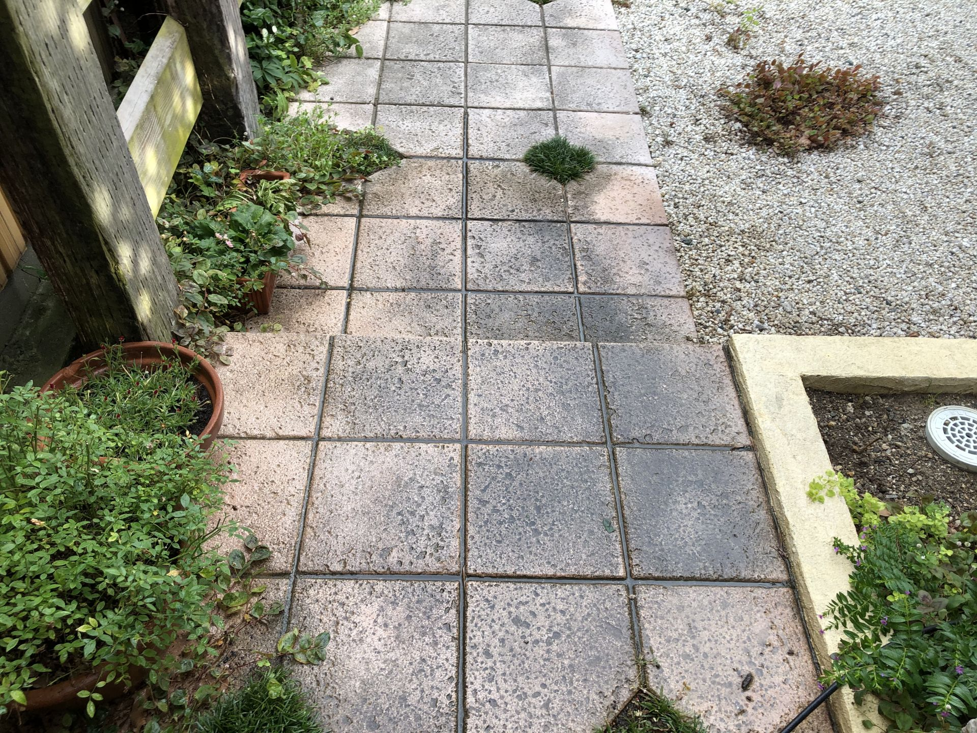 汚れ 落とし コンクリート