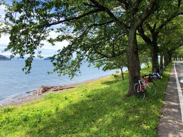 ビワイチ【ロードバイク】ワクワクブログ